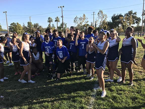 Hemet middle schools dominate fall sports season