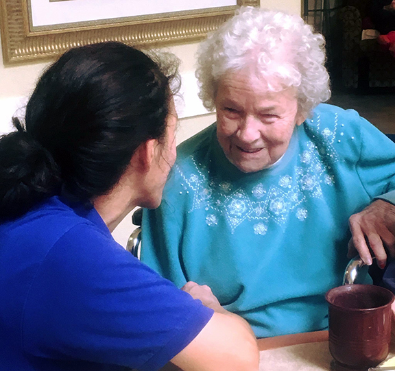 <strong>Desert Hills Memory Care Center offers families the right fit</strong>