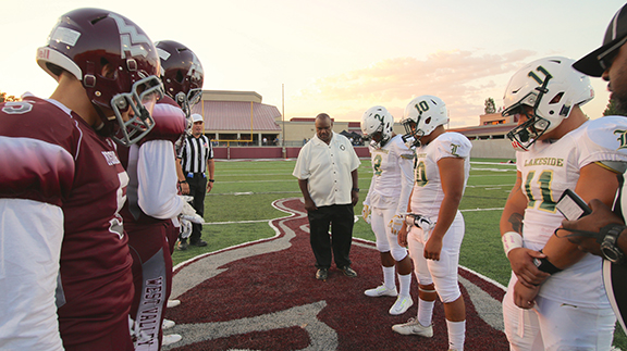 <strong>West Valley High  gets new athletic field turf</strong>