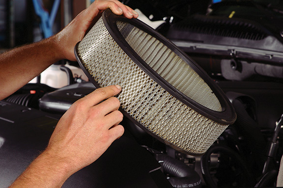 <strong>Why clean air filters are important</strong>
