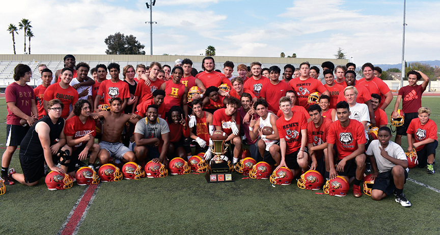 <strong>Bulldogs take the Ramona Cup</strong>