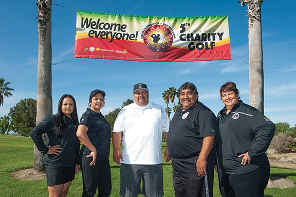 <strong>Soboba charity golf tournament provides new funding sources</strong>