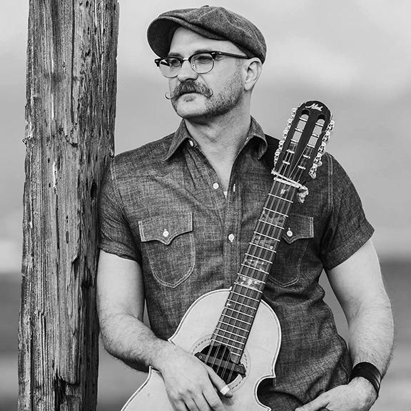 <strong>Free show at Derby's features blues guitarist</strong>