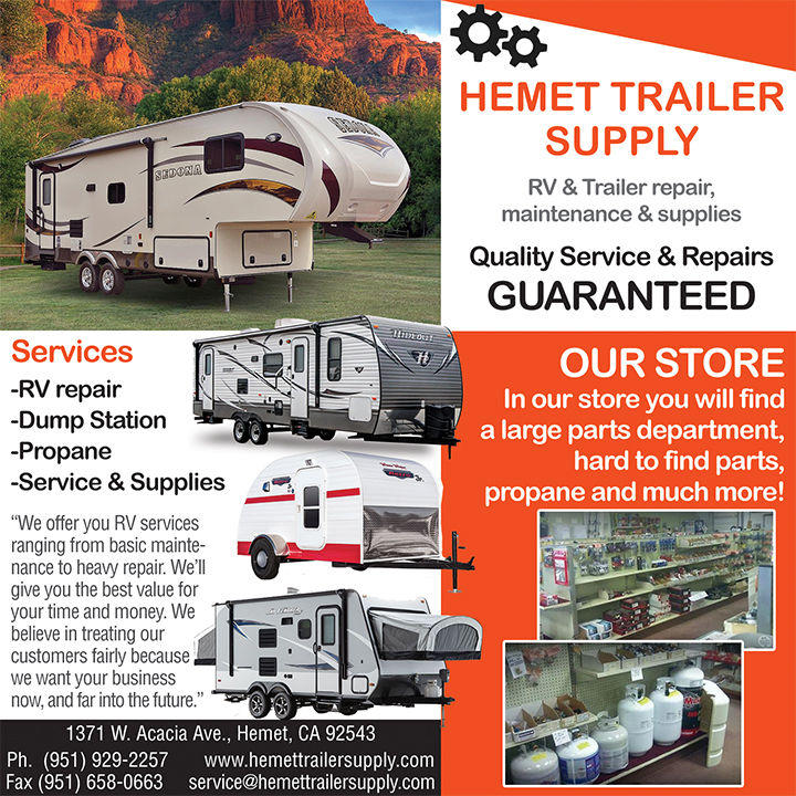 Hemet Trailer Supply