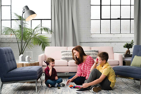 <strong>Are your home furnishings good for the planet and your family?</strong>