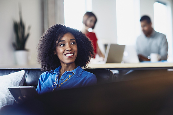 <strong>Time to take charge: Tips for women to advance their careers</strong>
