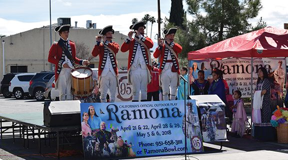 <strong>Ramona season springs to life with the Spring Festival</strong>