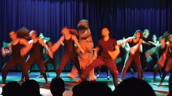 <strong>Mustangs stage  an evening of dance</strong>