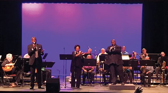 <strong>Golden Eagles Jazz Band kills it</strong>