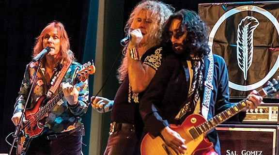 <strong>Led Zeppelin tribute heads to HHT</strong>