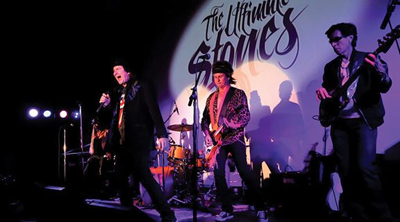 <strong>HHT jumpin' at Stones tribute</strong>
