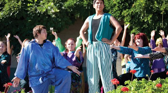 <strong>Ramona Bowl Summer Youth Theater</strong>