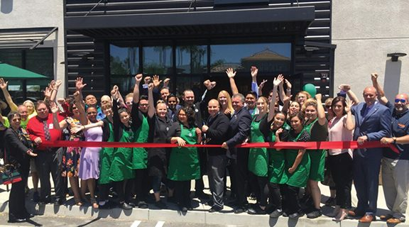 <strong>New Starbucks delivers a blast of nitrogen  to San Jacinto</strong>