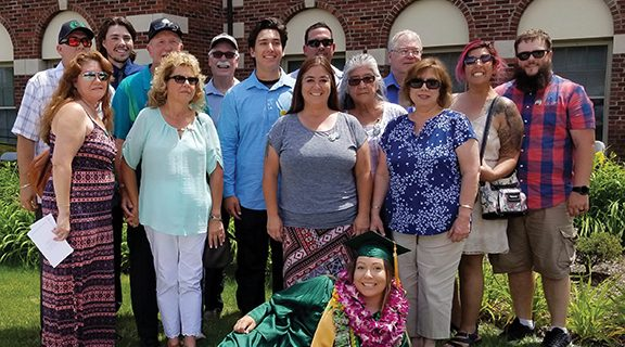 <strong>College graduates from Soboba shine</strong>