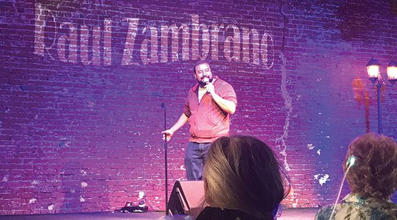 "<strong>""Bubba Comedy"" hosts evening of jazz and jokes</strong>"