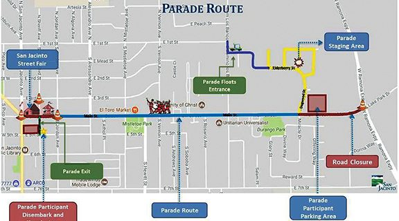 <strong>Come out for the July 4 Parade!</strong>