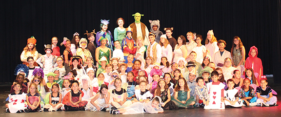 <strong>Ramona Summer Youth Theatre to present Shrek</strong>