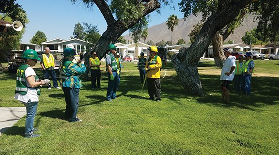 <strong>Local CERT chapter drills for rescue operations</strong>
