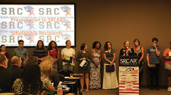 <strong>SRCAR awards 30 scholarships to local high school seniors</strong>
