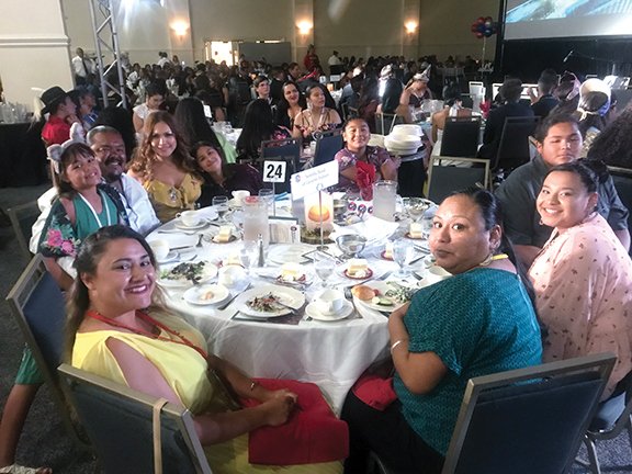 <strong>Soboba Tribal TANF youth enjoy UNITY</strong>