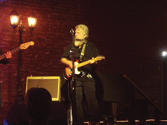 <strong>Rocky Zharp and the Blues Crackers light up DVAC</strong>