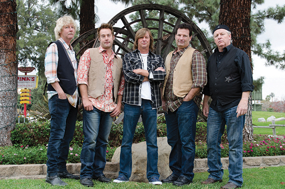 <strong>Tribute to Eagles another sell out for HHT</strong>