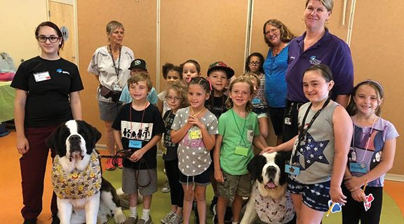 <strong>Riverside County kicks off animal-friendly camp</strong>