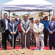 <strong>Hemet officials break ground  on Chrysler Dodge Jeep Ram dealership</strong>