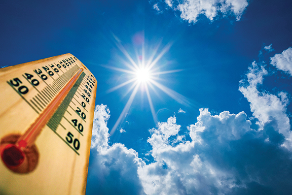 <strong>Rising temps cause recent deaths in Hemet</strong>