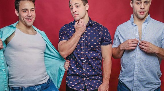 <strong>Comedic triplets bring lively performance to the Valley</strong>
