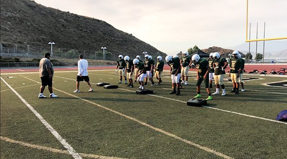 <strong>2018 Football Preview:  Tahquitz High School</strong>