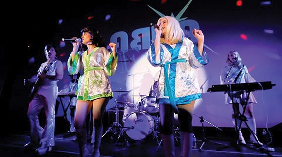 <strong>Tribute to Abba sells out HHT</strong>