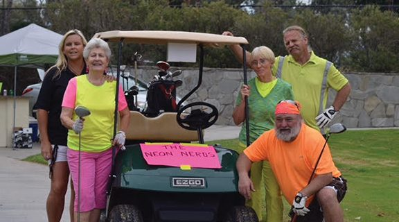 <strong>Hemet Library Foundation hosts golf tournament</strong>