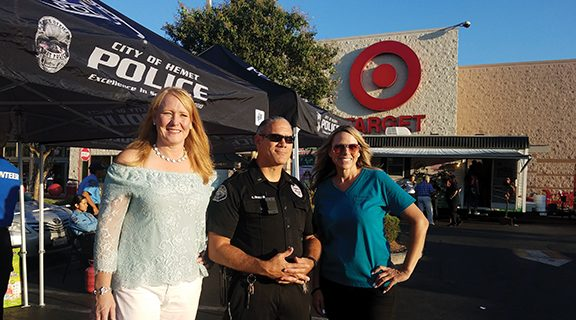 <strong>Community, first responders come together for National Night Out</strong>