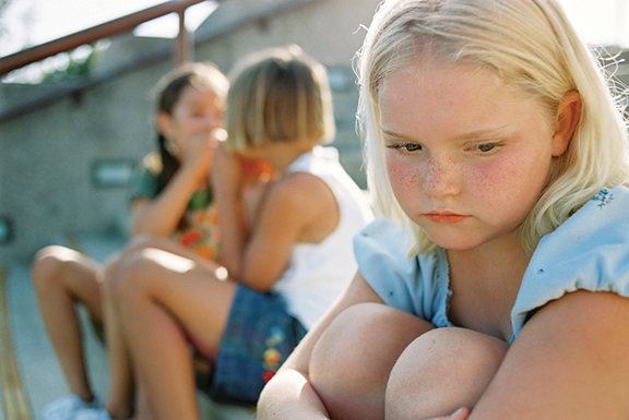 What kids can do in the face of bullying