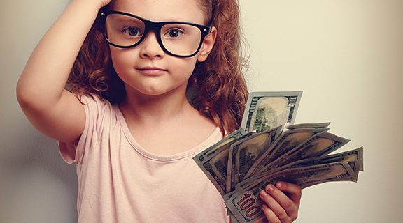 <strong>How much do your kids know about money?</strong>