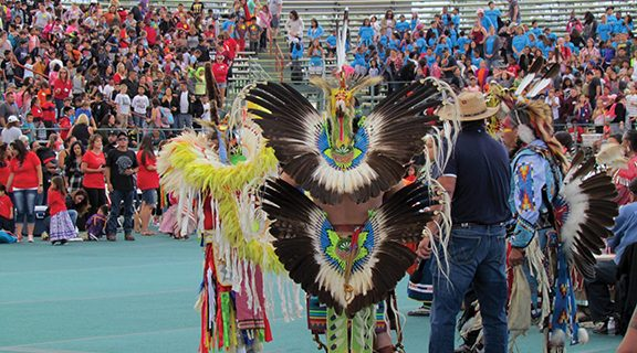 <strong>Prep underway for Soboba Pow Wow</strong>