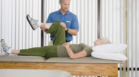 <strong>Reap the benefits of physical therapy</strong>