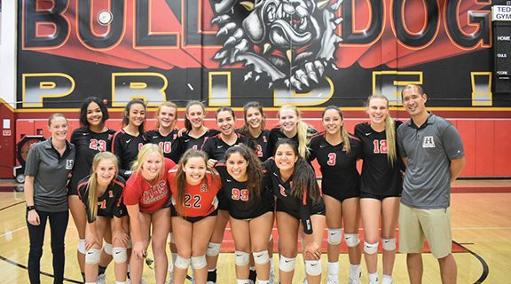 <strong>Lady Bulldogs dodge the Wildcats</strong>