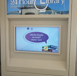 <strong>Hemet Public Library goes 24/7</strong>