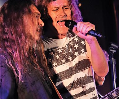 <strong>Tribute to Foreigner returns to HHT</strong>