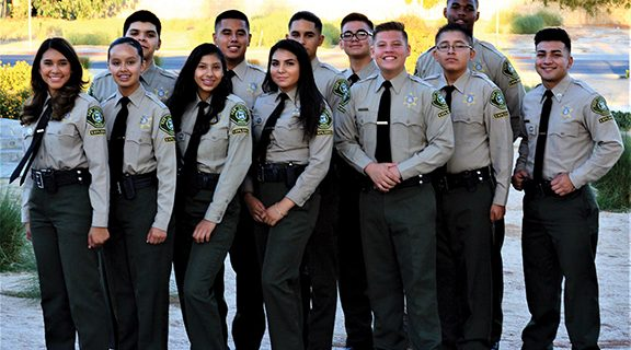 <strong>Teens learn discipline, skills at San Jacinto Police Explorer Post</strong>