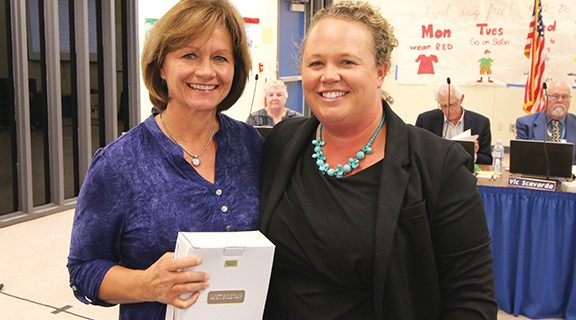 <strong>HUSD recognizes teacher with $500 award</strong>