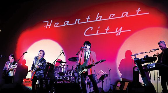 <strong>Cars tribute makes latest hit at HHT</strong>