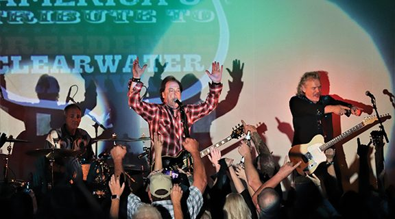 <strong>CCR Tribute will return to HHT</strong>