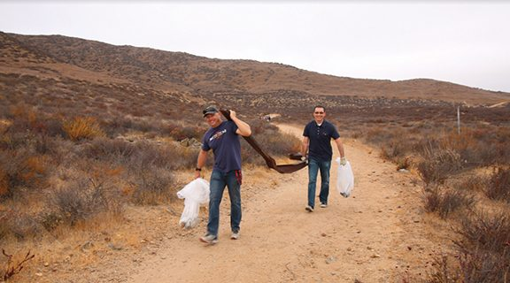 <strong>Hemet, San Jacinto community leaders volunteer</strong>
