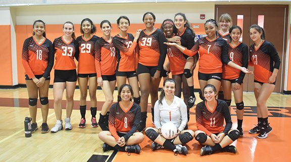 <strong>Lady Tigers survive Hawk attack</strong>