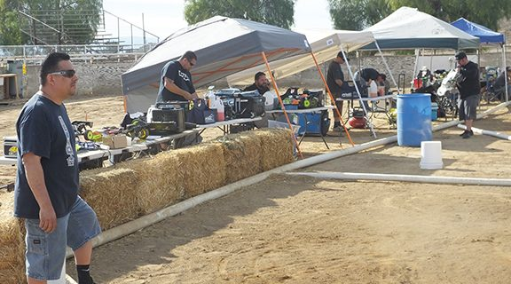 <strong>Wild West Arena hosts RC car enthusiasts</strong>