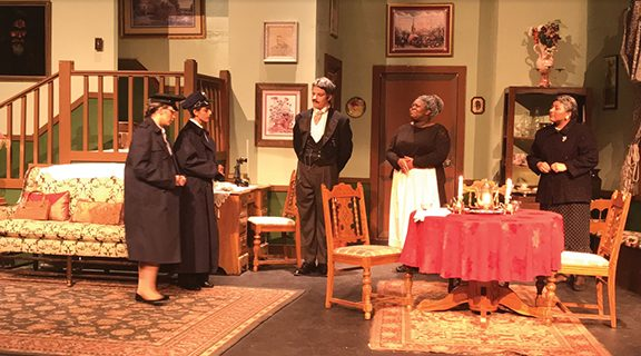 <strong>Tiger theatre takes us to the 40s</strong>