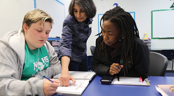 <strong>Tutoring Center in Hemet gives students a leg up</strong>